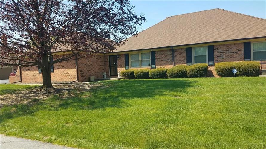6032 APACHE Drive Indianapolis IN 46254 | MLS 21707045 | photo 1