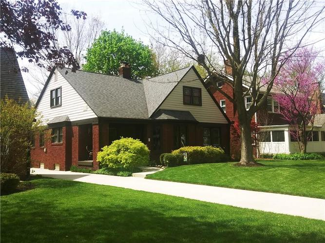 5820 Central Avenue Indianapolis IN 46220 | MLS 21707164 | photo 1