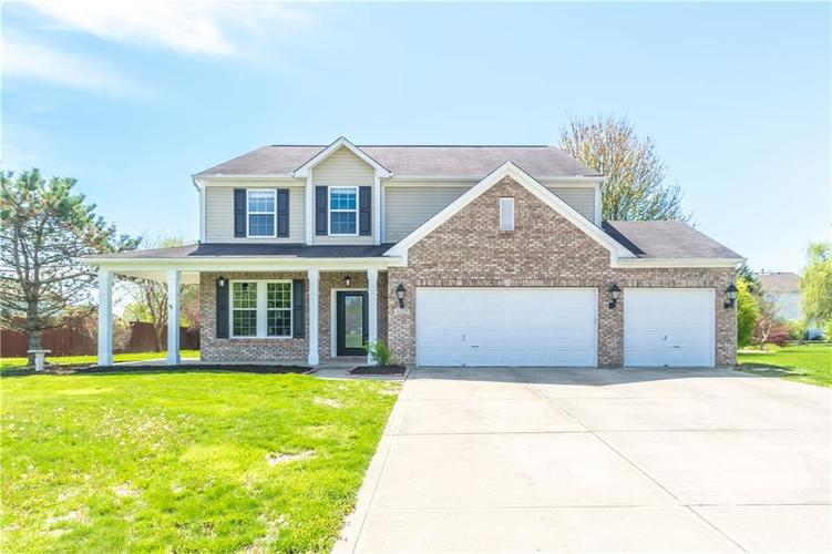 6629 Olive Branch Lane Indianapolis IN 46237 | MLS 21707196 | photo 1