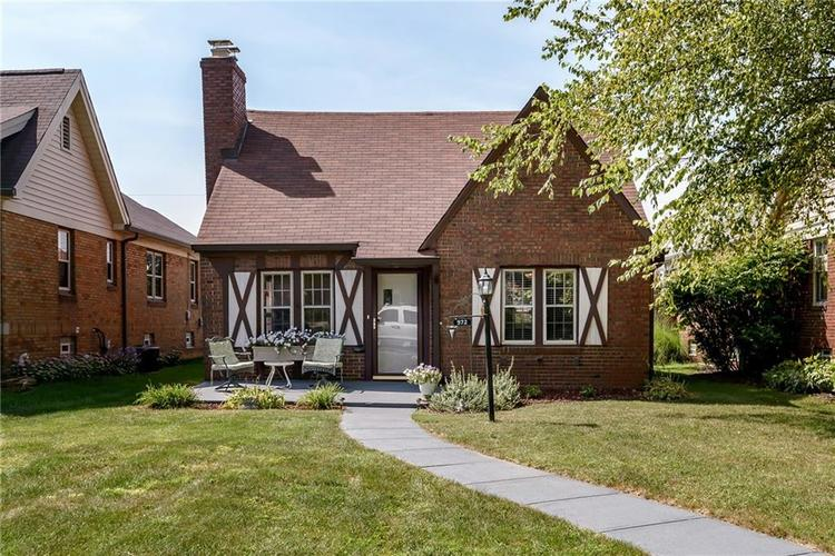 972 N Layman Avenue Indianapolis IN 46219 | MLS 21707210 | photo 1
