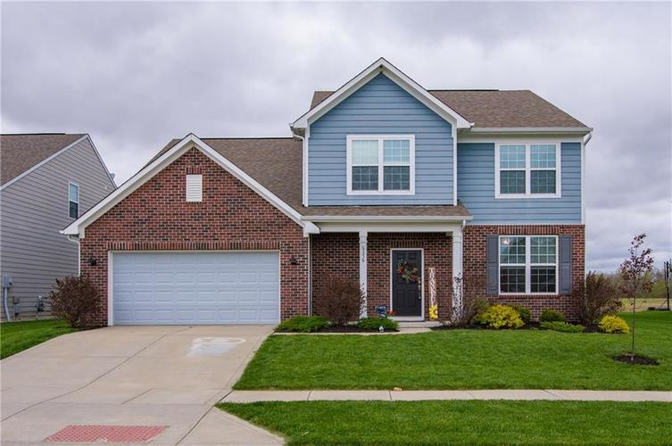 6376 Meadowview Drive Whitestown IN 46075 | MLS 21707211 | photo 1