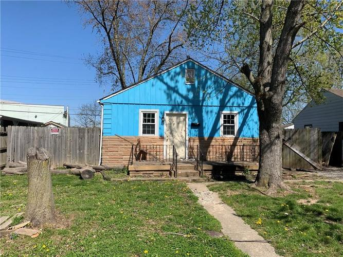 2353 N Goodlet Avenue Indianapolis IN 46222 | MLS 21707324 | photo 1