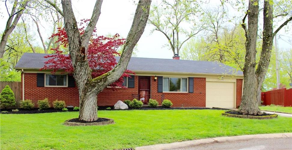 10905 COLLEGE PLACE Drive Indianapolis IN 46280 | MLS 21707553 | photo 1