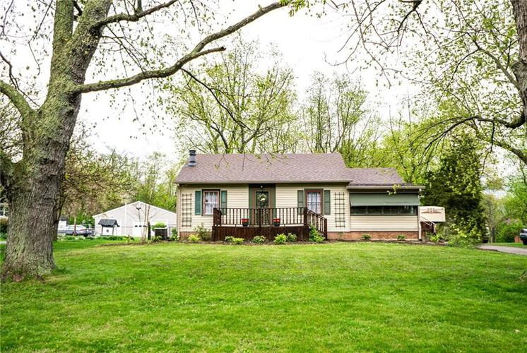 2335 S RITTER Avenue Indianapolis IN 46203 | MLS 21707559 | photo 1