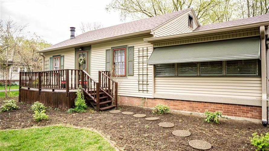 2335 S RITTER Avenue Indianapolis IN 46203 | MLS 21707559 | photo 3