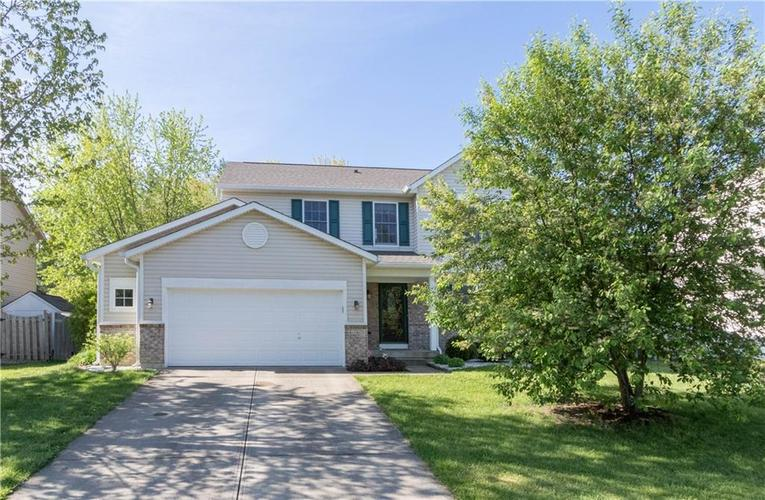 10167 Tybalt Drive Fishers IN 46038   MLS 21707580   photo 1