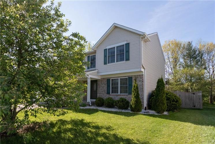10167 Tybalt Drive Fishers IN 46038   MLS 21707580   photo 2