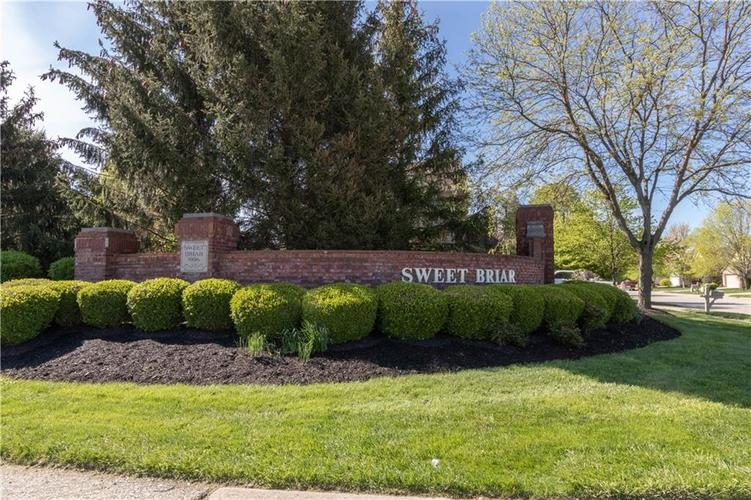 10167 Tybalt Drive Fishers IN 46038   MLS 21707580   photo 25