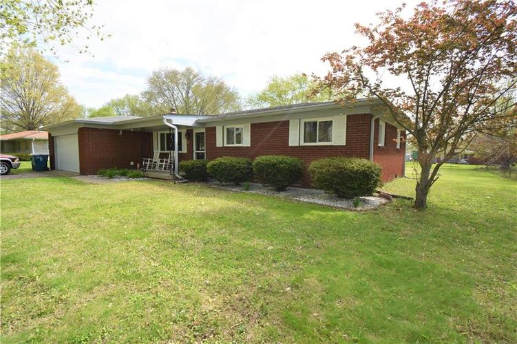4905 Bellingham Drive Indianapolis IN 46221 | MLS 21707738 | photo 1