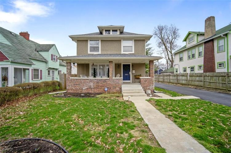 3963 Guilford Avenue Indianapolis IN 46205 | MLS 21707753 | photo 1
