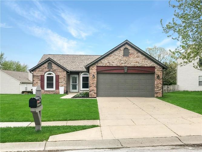 2379 Canvasback Drive Indianapolis IN 46234 | MLS 21707772 | photo 1