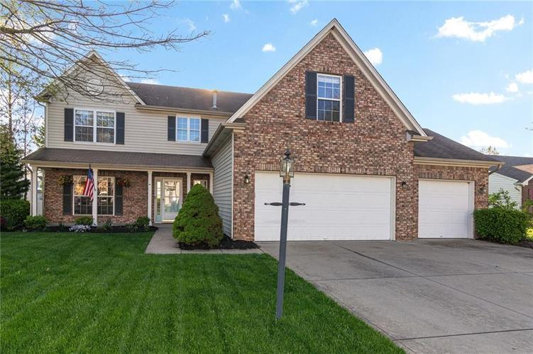 7928 Kersey Drive Indianapolis IN 46236 | MLS 21707811 | photo 1