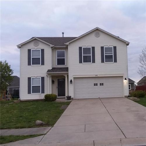 890 Indigo Drive Greenfield IN 46140 | MLS 21707856 | photo 1