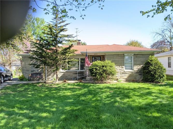 6822 E 46TH Street Lawrence  IN 46226 | MLS 21707963 | photo 1