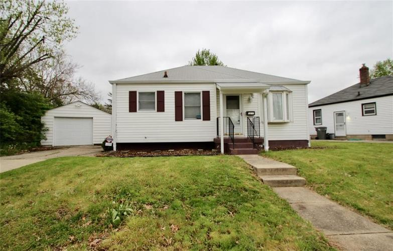 5210 E 20th Street Indianapolis IN 46218 | MLS 21708006 | photo 1
