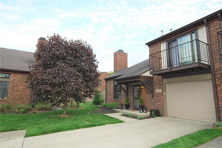 445 E Arch Street Indianapolis IN 46202 | MLS 21708035 | photo 1