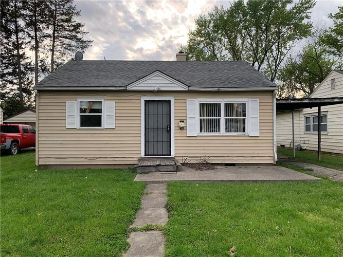 2314 N Goodlet Avenue Indianapolis IN 46222   MLS 21708184   photo 1
