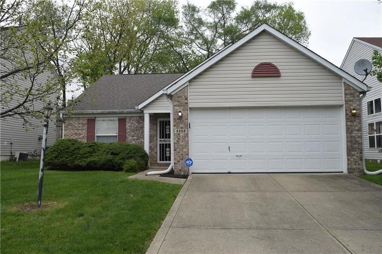 3252 CRESTWELL Drive Indianapolis IN 46268 | MLS 21708284 | photo 1