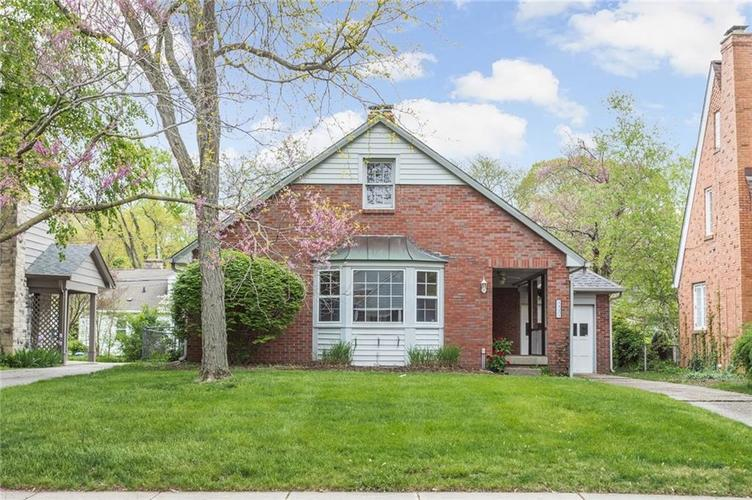5325 Boulevard Place Indianapolis IN 46208 | MLS 21708368 | photo 1