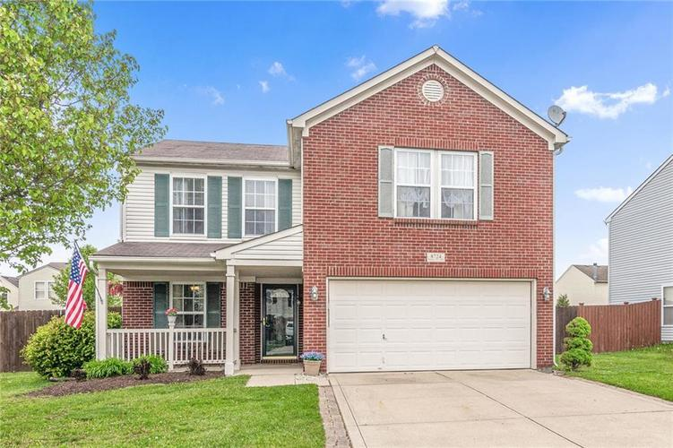 8724 BLOOMING GROVE Drive Camby IN 46113 | MLS 21708382 | photo 1