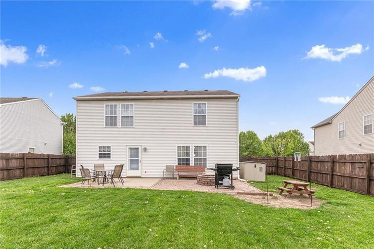 8724 BLOOMING GROVE Drive Camby IN 46113 | MLS 21708382 | photo 29