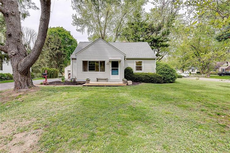 2028 Burch Drive Indianapolis IN 46220 | MLS 21708450 | photo 1