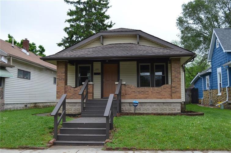 2509 Union Street Indianapolis IN 46225 | MLS 21708478 | photo 1