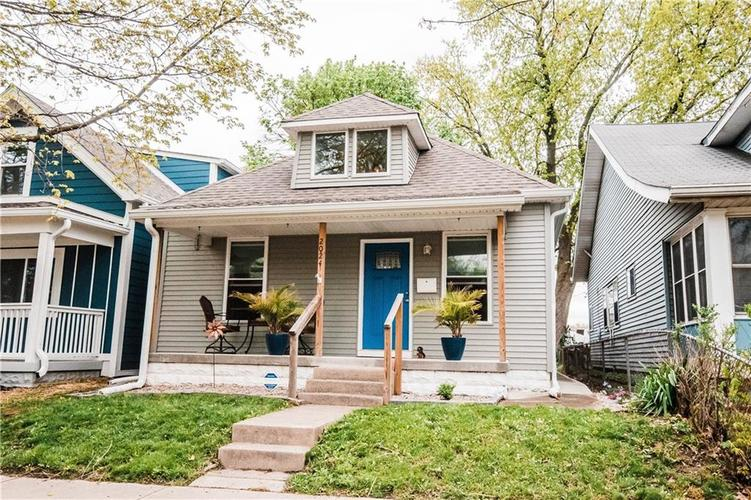 2024 Hoyt Avenue Indianapolis IN 46203 | MLS 21708495 | photo 1