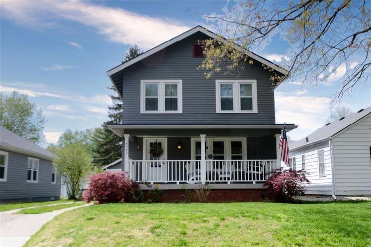 6042 Kingsley Drive Indianapolis IN 46220 | MLS 21708573 | photo 1