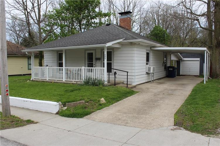 409 N College Street Greencastle IN 46135 | MLS 21708611 | photo 1