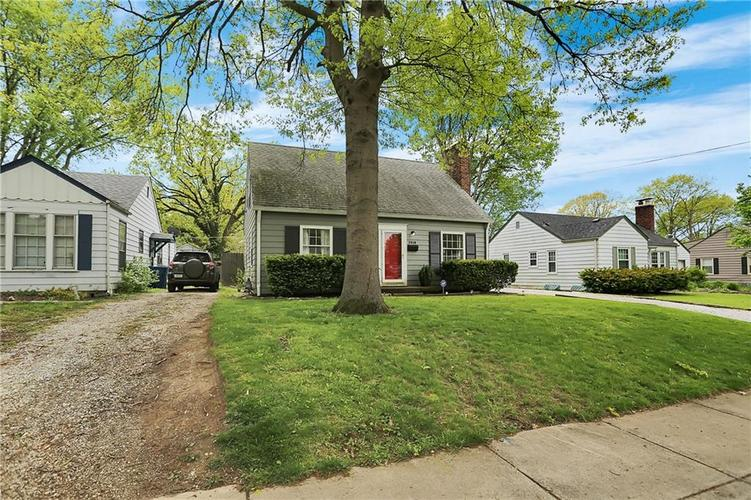 2519 Ryan Drive Indianapolis IN 46220 | MLS 21708721 | photo 2