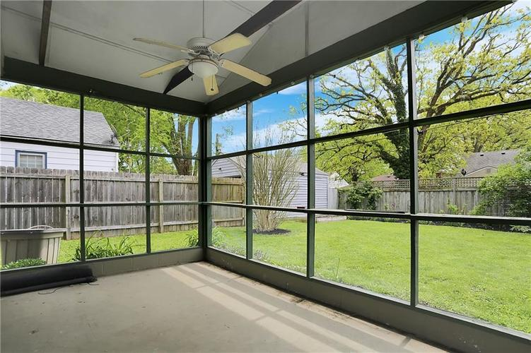 2519 Ryan Drive Indianapolis IN 46220 | MLS 21708721 | photo 45