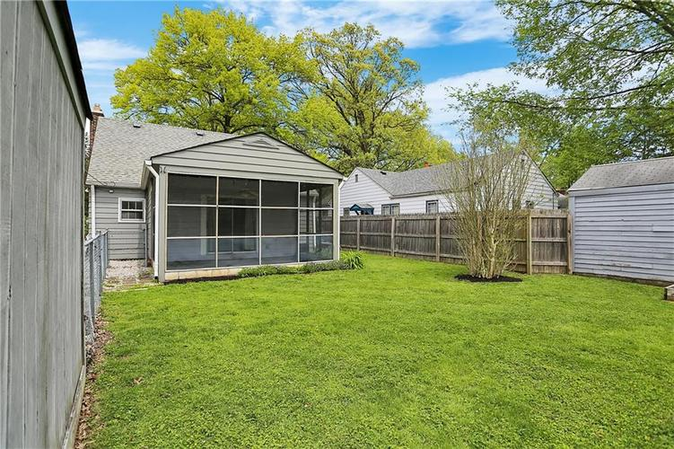 2519 Ryan Drive Indianapolis IN 46220 | MLS 21708721 | photo 47