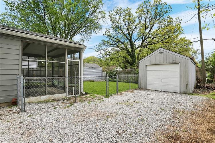 2519 Ryan Drive Indianapolis IN 46220 | MLS 21708721 | photo 48