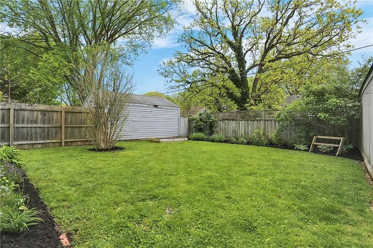 2519 Ryan Drive Indianapolis IN 46220 | MLS 21708721 | photo 49