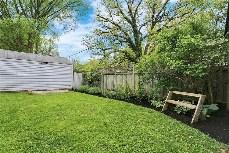 2519 Ryan Drive Indianapolis IN 46220 | MLS 21708721 | photo 50