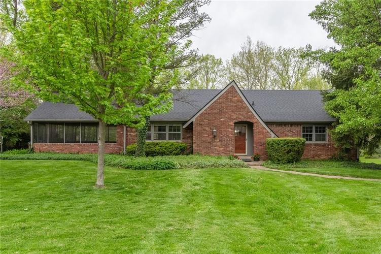 6650 HYTHE Road Indianapolis IN 46220 | MLS 21708816 | photo 1