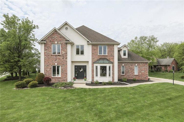 9502 Northwind Court Indianapolis IN 46256 | MLS 21708856 | photo 1