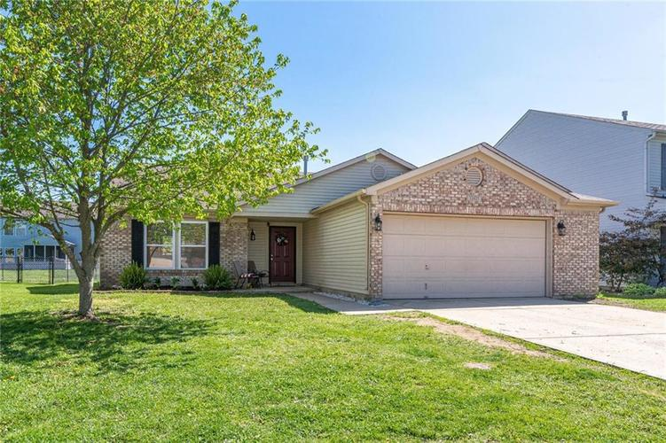 12425 ROSE HAVEN Drive Lawrence  IN 46235 | MLS 21708911 | photo 1