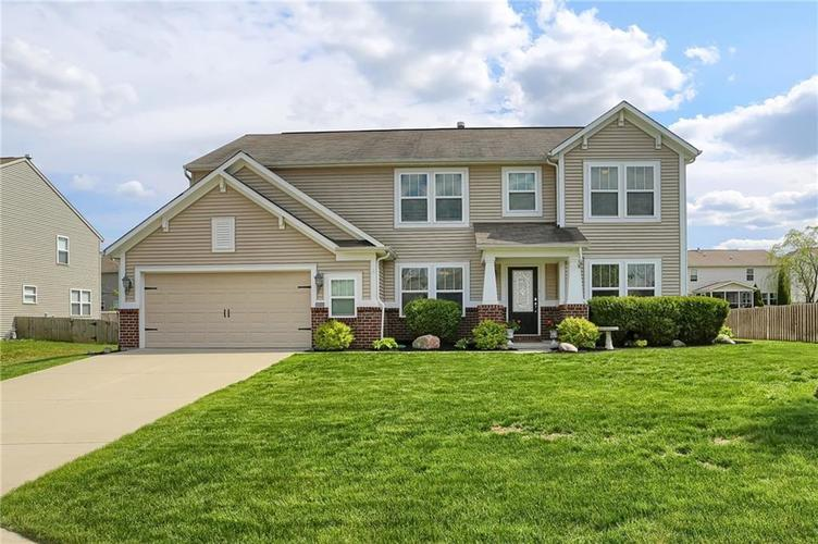 10711 Crell Court Indianapolis IN 46239   MLS 21708912   photo 1