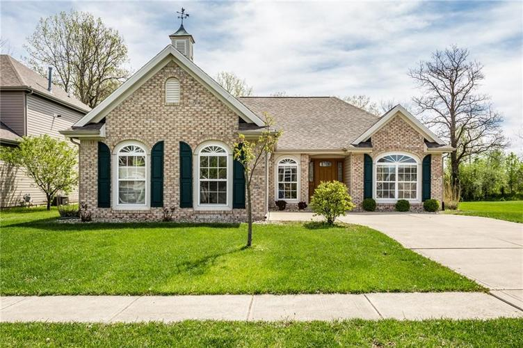 8013 Lawrence Woods Boulevard Indianapolis IN 46236   MLS 21708933   photo 1