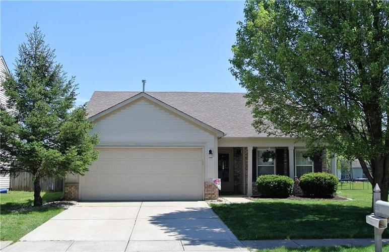 1231 Constitution Drive Indianapolis IN 46234 | MLS 21709048 | photo 1