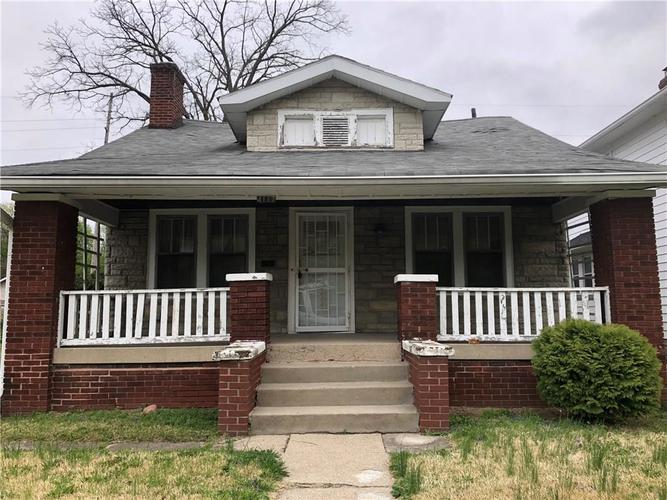 4117 Graceland Avenue Indianapolis IN 46208 | MLS 21709213 | photo 1