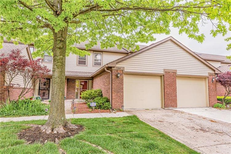 5364 BAY HARBOR Drive Indianapolis IN 46254 | MLS 21709258 | photo 1