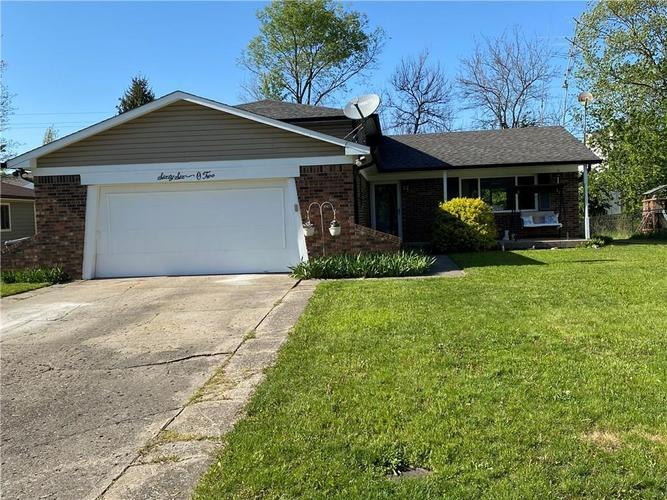 6602 Troon Way Indianapolis IN 46237 | MLS 21709260 | photo 1