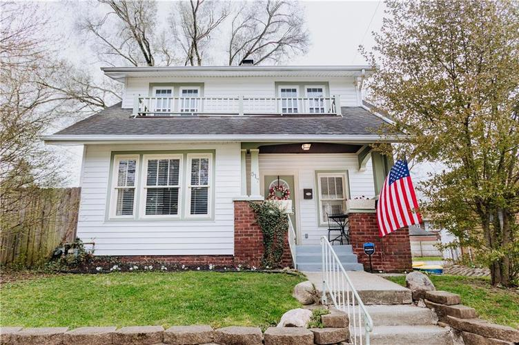 517 E 44th Street Indianapolis IN 46205 | MLS 21709420 | photo 1