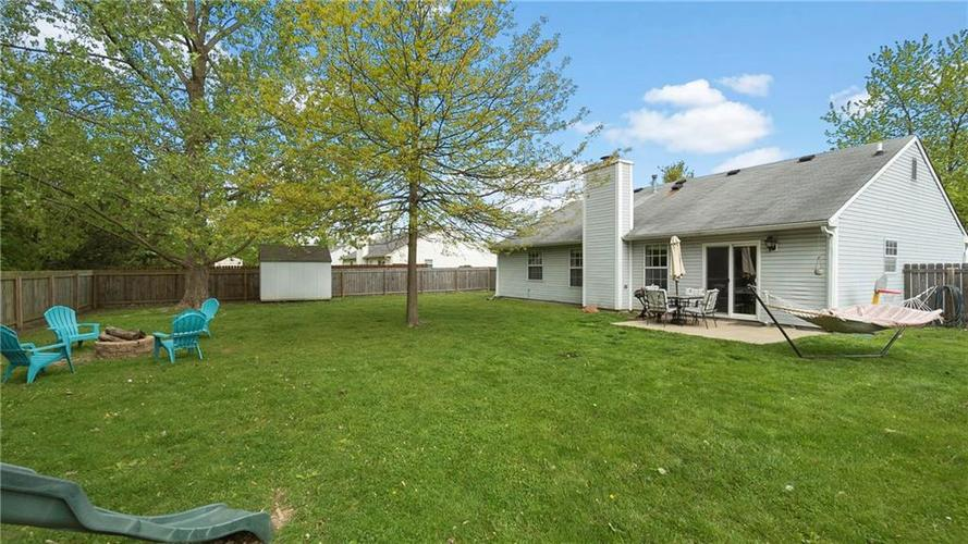 8029 CHRISTIANA Way Indianapolis IN 46256 | MLS 21709423 | photo 18