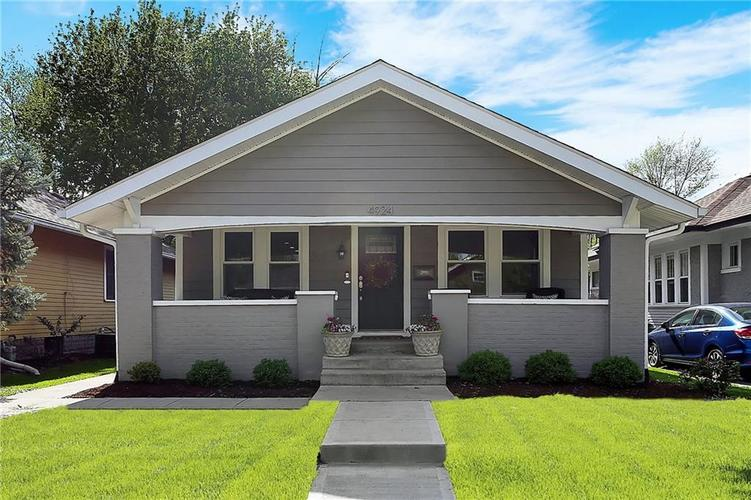 4924 Guilford Avenue Indianapolis IN 46205 | MLS 21709461 | photo 1