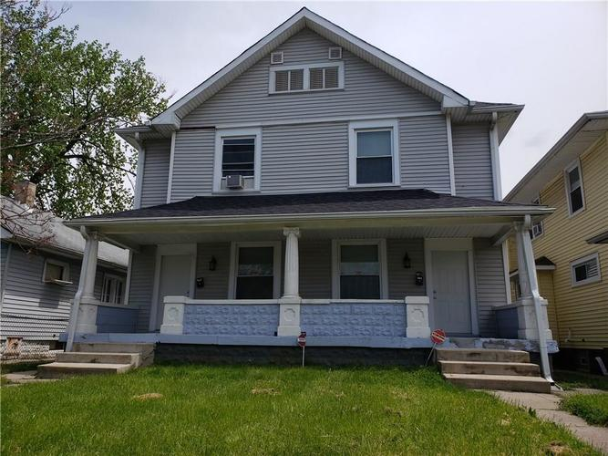 605 N RURAL Street Indianapolis IN 46201 | MLS 21709470 | photo 1