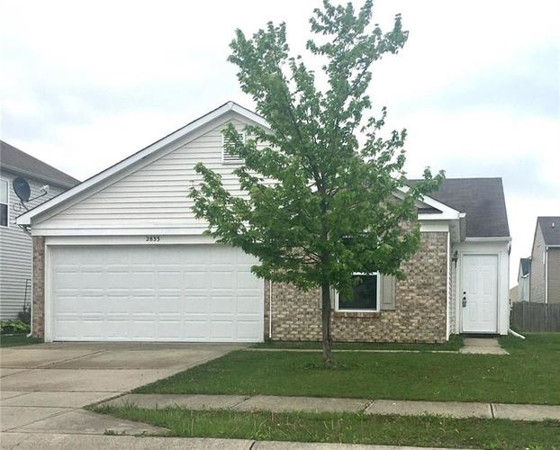 2833 Wolfgang Drive Indianapolis IN 46239 | MLS 21709529 | photo 1